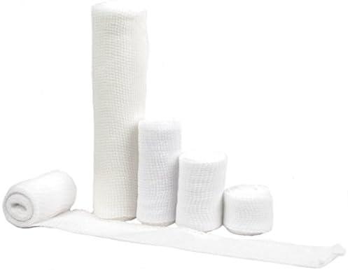 40% OFF Cheap Sale Elastosoft Cotton Elastic Gauze Superlatite 6 Inch X 1 Yds Bag Rolls 4.1
