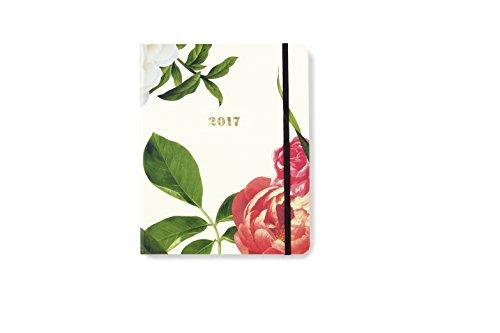 Kate Spade New York Conceal Spiralbindung 2016–17Large Agenda, Floral