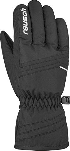 Reusch Kinder Alan Junior Handschuh, Black/White, 6