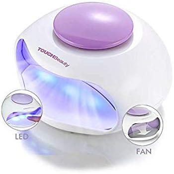 TOUCHBeauty secador uñas aire, Secador de Uñas Portátil con Aire y ...