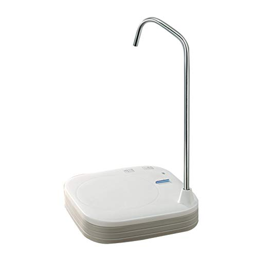 LXLTL Dispensador de Agua para Garrafas con Adaptador, Bomba Botella Agua Fria y Caliente, Bomba de Bandeja de Doble Uso para Mesa y Barril