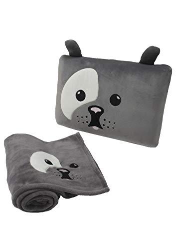 Croci zachte deken + kussen van visco-elastisch schuim voor katten en honden, 500 g