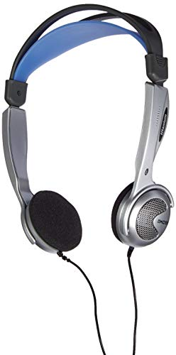 Koss KTXPRO1 Titanium Portable Headphones with Volume Control, Single, Standard Packaging