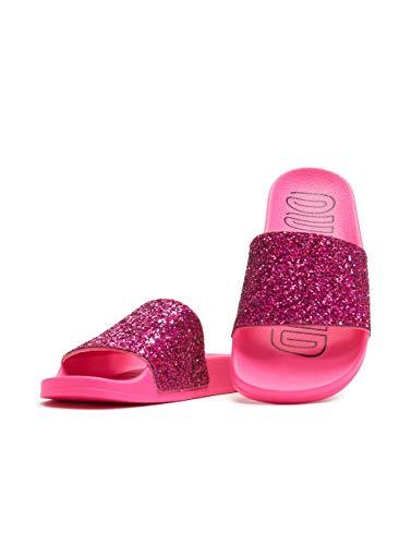 adidas Originals Damen Sandalen Adilette pink 35 1/2