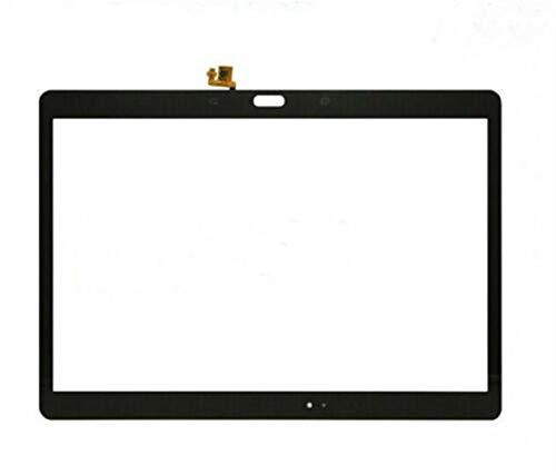 Kit de repuesto de pantalla de 10,5 pulgadas, compatible con Samsung Galaxy Tab S T800 T805 SM-T800 SM-T805 digitalizador de pantalla táctil de repuesto + kit de reparación de pantalla (color: blanco)