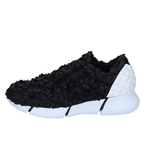 Elena Iachi Sneakers Damen Textil schwarz 35 EU
