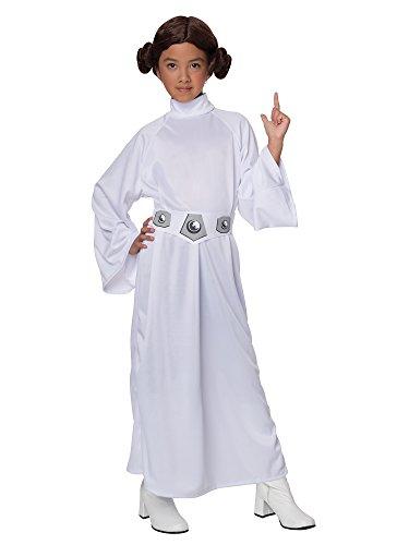 Prinses Leia kostuum voor meisjes