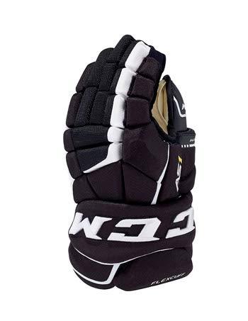 CCM Handschuhe Super Tacks AS1 SR, 14 Zoll, Dunkelblau/Rot/WeiĂź