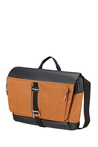 Samsonite 2WM Messenger Bag Medium, 15.6 Inch, 46 cm, 19.5 Litre, Brown...