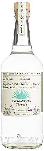 Casamigos Blanco Tequila, Premium Tequila aus 100% Agave (1 x 0.7 l)