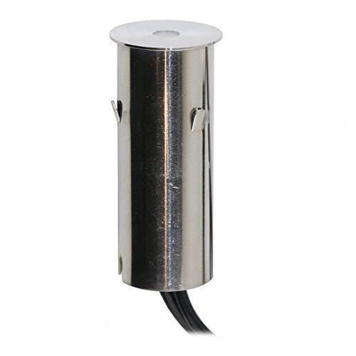 VBLED® 12V AC/DC Dämmerungssensor Gartus©/ Tag-Nacht-Schalter für Gartenbeleuchtung geeignet - für LED Gartenstrahler, Bodeneinbauleuchten, Pumpen, etc - IP67 Wassergeschützt