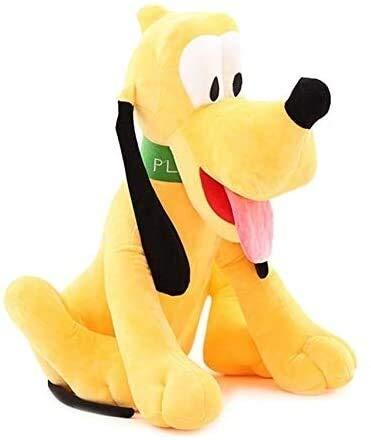 Pluchen speelgoed 1pc Cute 30cm Pluto Knuffels Goofy Hond Donald Duck Daisy Duck vriend Pluto Gevulde Doll Toys Children Kinder Gift dljyy