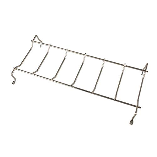 For Sale! Blue Diamond Classics Pedal Car Parts, AMF Mustang Plain Luggage Rack-White Powdercoated