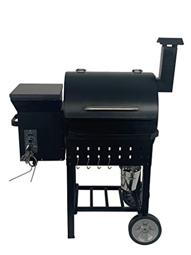 Review Of GrillFest 445 Wood Pellet Grill & Smoker