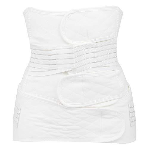 BLLBOO Umstandsmode - Bauchband Baumwoll Cotton Postpartum Bauchbauchgürtel Shapewear Slimming Recovery Bauchband (M)