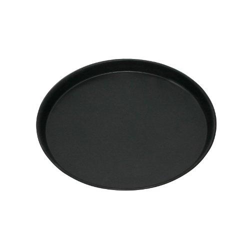 GRÄWE® Pizzablech rund 40 cm, stabile PROFI-Qualität