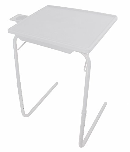 5starsuperdeal Portable Foldable TV Tray Table - Laptop,...