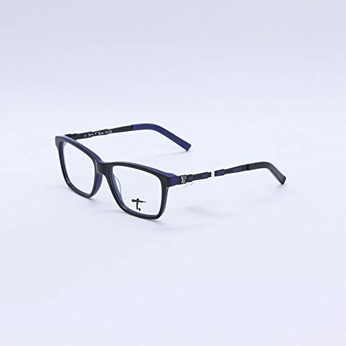 Armação Para Óculos Tigor Tigre Em Plástico, Haste Em Metal