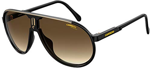 Carrera CHAMPION BLACK/BROWN SHADED 62/12/125 Herren Sonnenbrillen
