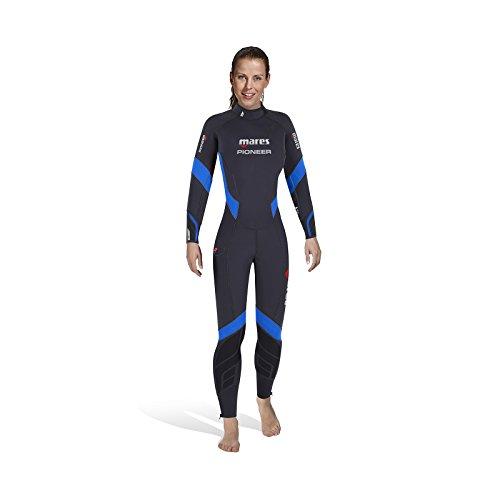 Mares Damen Pioneer 7mm Wetsuit, Blue, S5