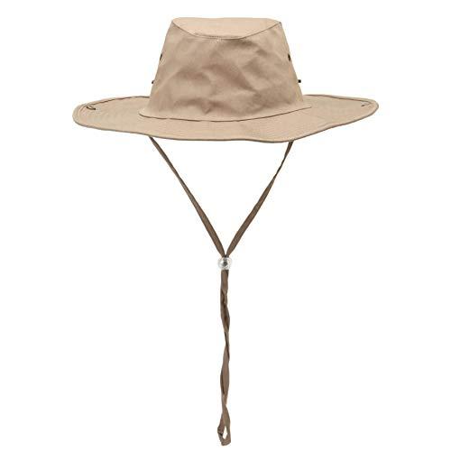 Michael Heinen Sonnenhut, cappello estivo da pescatore, da uomo cachi S/M