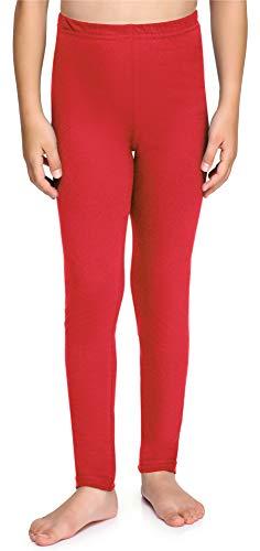 Merry Style Leggings largos de algodón para niña MS10-225