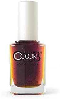 Color Club-Burnt Out Nail Lacquer from the Oil Slick Collection.5 oz