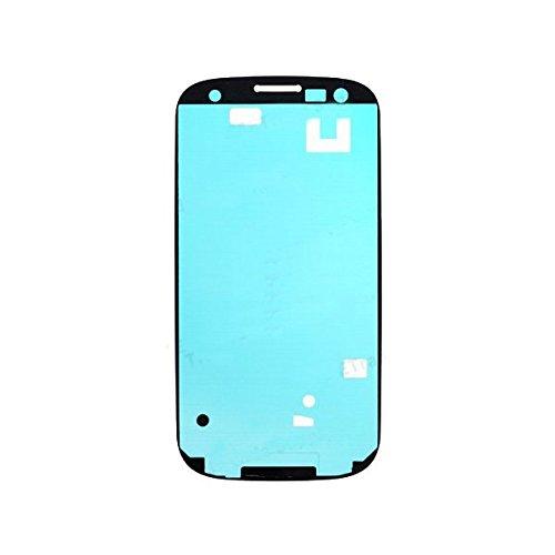 STICKER adhesivo para marco de pantalla LCD para SAMSUNG GALAXY S3 I9300, diseño de repuesto Coque2mobile-
