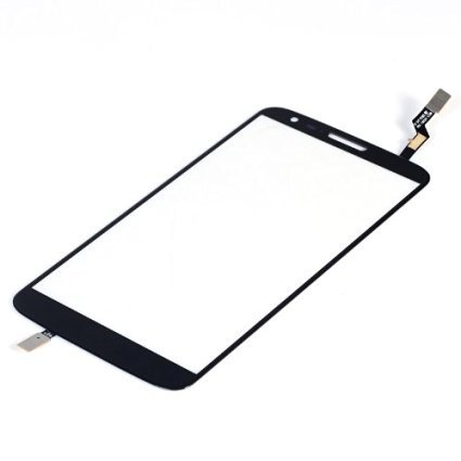 TheCoolCube Digitizer Touch Screen Panel Lens Glass for LG G2 D800 D801 D803 LS980 VS980