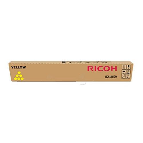 821059 Ricoh Aficio SP C820DN Cartucho de Tóner amarillo