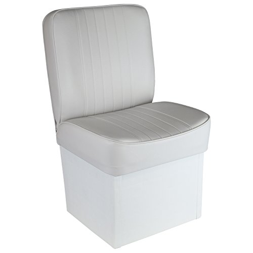 Wise 8WD1414P-710 Deluxe Universal Jump Seat (White)