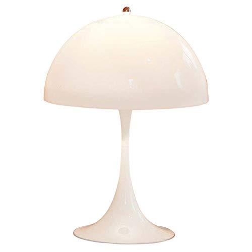 Tischlampe Sales Modern Light Panthella Schreibtischlampe Weiße Tischlampe Wohnzimmer Schlafzimmer Nachtbett Helles Bett Zimmer Led-lampen Eu Plug
