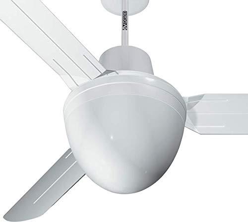 Vortice 22413 Kit Luce a 1 Lampada per Ventilatore a soffitto Nordik Evoluti