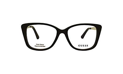 Occhiali da vista Guess GU 2720 001 Shiny Black