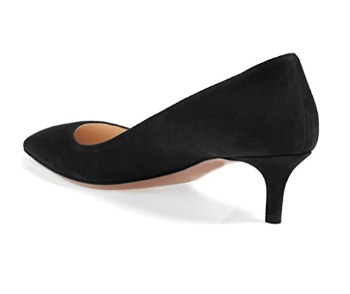 Sexy Kitten Heel Pumps - 3
