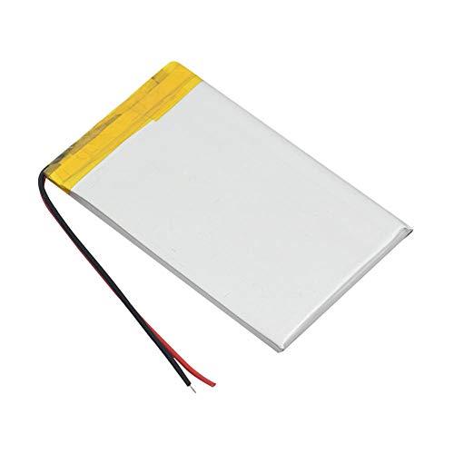 N/B Drone Battery 1/2 Pcs 3.7 V 750Mah Batería Recargable de Li-Po 3.7V Voltaje Batería de polímero de Iones de Litio con Placa Pcm Larga Vida útil-3.7V_4_Piezas
