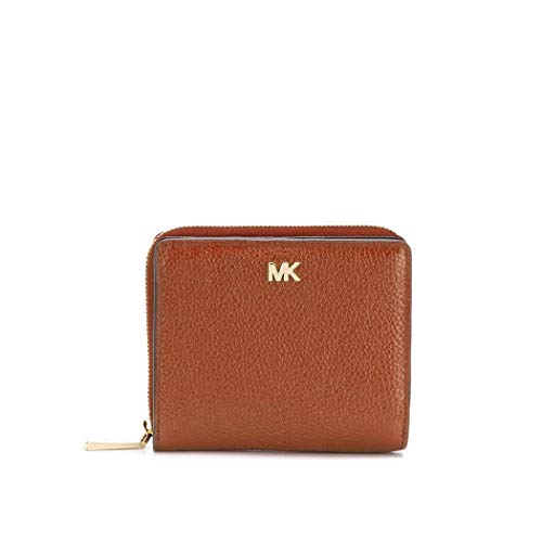 Luxury Fashion | Michael Kors Dames 32F8GF6Z0L203 Bruin Leer Portemonnees | Herfst-winter 19