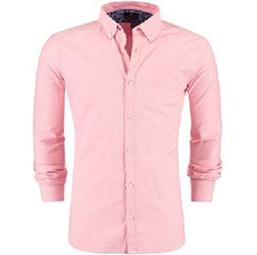NZA New Zealand Hemd Pink 3XL