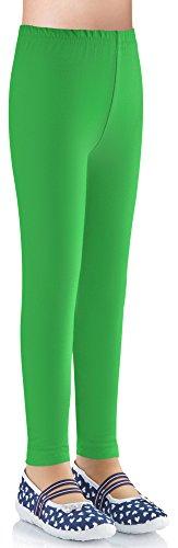 Ladeheid Leggings Bambina e Ragazza LAMA03 (Verde4, 152/158)