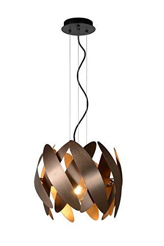 Lucide vivana–Lampade a sospensione–Ø 39cm–Rame