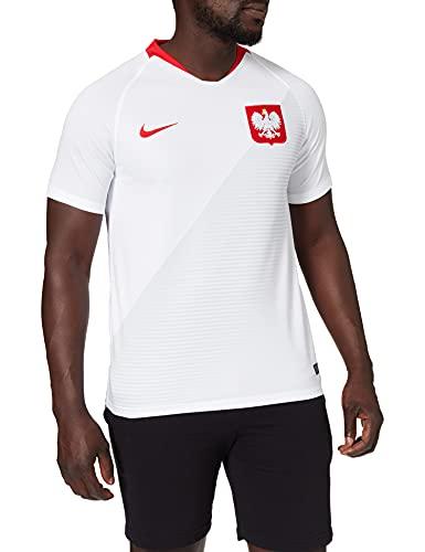 Nike Herren Poland Home Stadium Trikot, weiß (white/Sport red/Sport red), XL