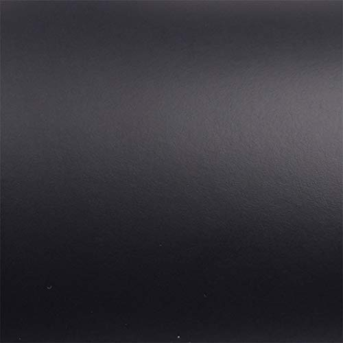 1080 Scotchcal DaHici, 3M 2080 M12 Premium Wrapping Folie tief schwarz matt 152 cm x 50 cm