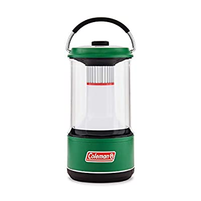 Coleman 1000 Lumens LED Lantern with BatteryGuard, Green