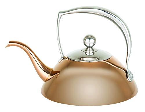 Rose Gold Teapot