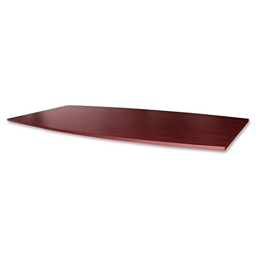 Lorell Conference Tabletop, 48 by 96 by 1-1/4-Inch, Mahogany