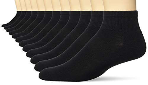 Hanes Mens X-Temp Moisture Wicking Cool Ankle Sock