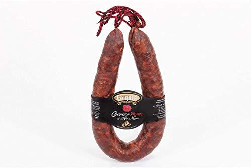 Ezequiel Chorizo de León al ajo negro, Sin gluten, Picante - 425 g