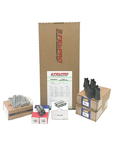 GM 5.3 AFM Lifter Replacement Kit. Fel Pro Quality Gaskets, Head Bolts, Guides, Lifters