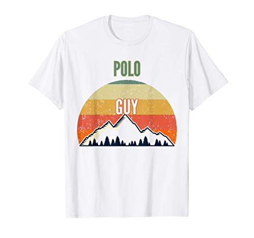 Polo Gift for Men, Polo Guy T-Shirt