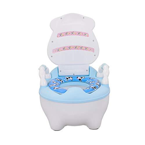 Siège de toilette pour bébé - Siège de toilette portable pour enfants - Facile à nettoyer - Vert